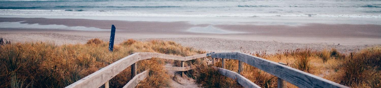 Papamoa Beach Access